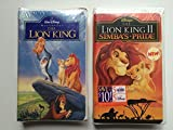 The Lion King I & II [VHS]