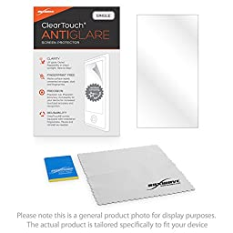 Olympus FE-170 Screen Protector, BoxWave® [ClearTouch Anti-Glare] Anti-Fingerprint, Scratch Proof Matte Film Shield for Olympus FE-170, FE-210, SP-350