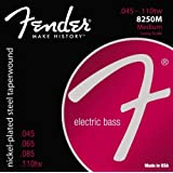 Fender 8250M Nickel Plated Bass Guitar Strings