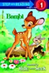 Bambi's Hide-And-Seek (Disney Bambi)...
