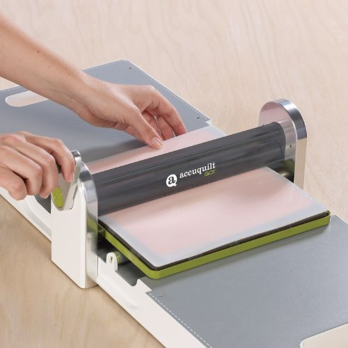 Accuquilt Go! Fabric Cutter front-57977