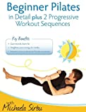 51CQ%2BzlbT8L. SL160  Beginner Pilates in Detail plus 2 Progressive Workout Sequences 2 DVDs