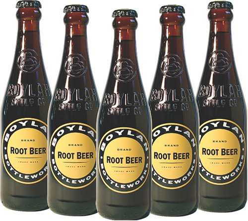 Boylan Bottleworks 12 oz Root Beer 12packB0001BVHAA
