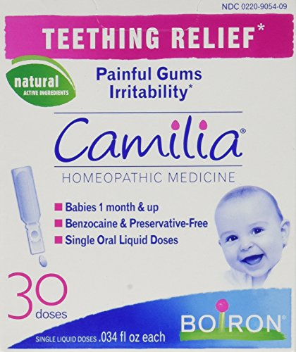 Boiron Camilia Teething Relief - 30 Doses - 1