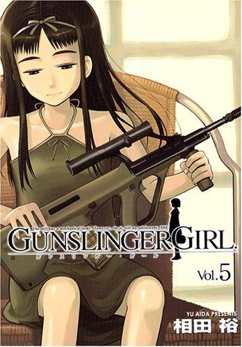 GUNSLINGER GIRL 5 (電撃コミックス)
