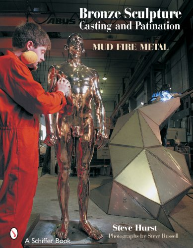 Bronze Sculpture Casting & Patination: Mud Fire Metal