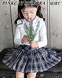 子供服 Rora AC50 ケイト タータンチェックスカート 11(120cm)