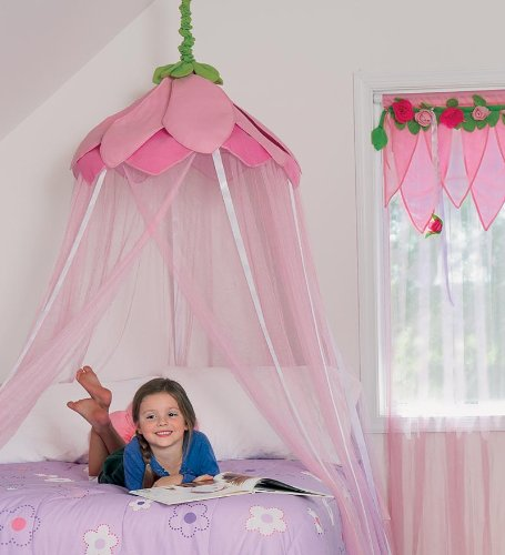 Twin Bed Canopy 5290 front