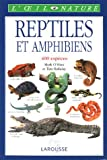 Reptiles et amphibiens