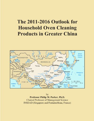 The 2011-2016 Outlook For Household Oven Cleaning Products In Greater China front-537030