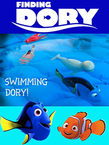 Finding Dory Swimming Toys for Toddlers