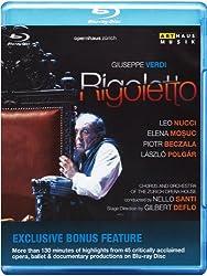 Rigoletto [Blu-ray]