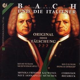 Keyboard Concerto in D Minor, BWV 974 (after A. Marcello's Oboe Concerto): II. Adagio