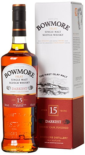Bowmore - Darkest Sherry Cask 15 year old