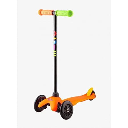 Trottinette Mini Micro Sporty Orange Pop