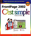 FrontPage 2002, c'est simple