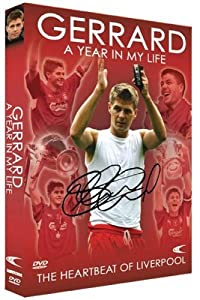 Steven Gerrard - A Year In My Life Dvd from Ilc