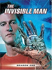 The Invisible Man Dvds