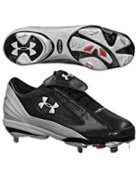 Under Armour Clutch Metal Low ST Mens Baseball Cleats