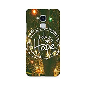 Ebby Hold onto Hope Premium Printed Case For Huawei Honor 5c