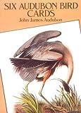 Six Audubon Bird Postcards (Small-Format Card Books) (0486276090) by Audubon, John James