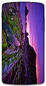 Timpax protective Armor Hard Bumper Back Case Cover. Multicolor printed on 3 Dimensional case with latest & finest graphic design art. Compatible with Google Nexus-5 Design No : TDZ-25955