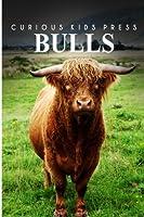 Bulls - Sandie Lee Books (children's animal books age 4-6, wildlife photography, animal books nonfiction) (English Edition)