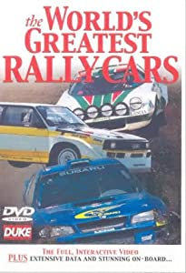 The World's Greatest Rally Cars [DVD]