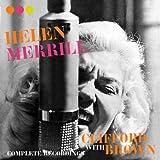 echange, troc helen merrill - Complete Recordings with Clifford Brown