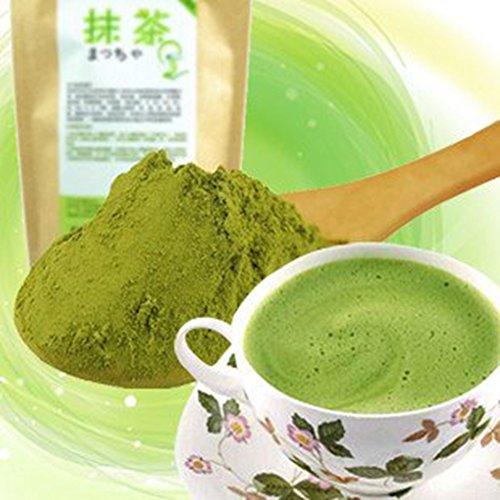 Amaranteen - 250G Natural Organic Matcha Green Tea Powder, 8.8Oz
