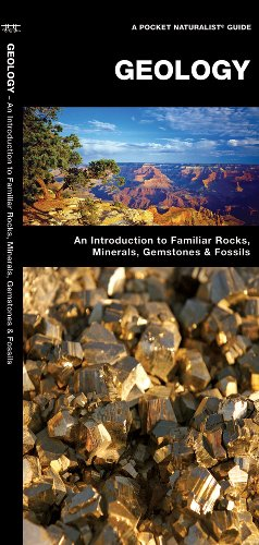 Geology: An Introduction to Familiar Rocks, Minerals, Gemstones & Fossils (A Pocket Naturalist Guide)