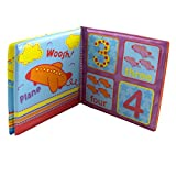 Bath Book Make Bath Time Of Your Baby Entertaining Pack of 1 Boat