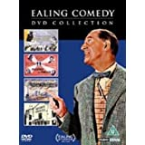 Ealing Comedy DVD Collection - Hue and Cry/Passport to Pimlico/The Titfield Thunderbolt [1953]by Stanley Holloway