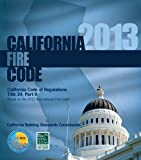 img - for 2013 California Fire Code, Title 24 Part 9 book / textbook / text book