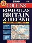 Collins Road Atlas Britain and Irelan...