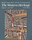 The Western Heritage Since 1789 (Volume C) (002363250X) by Donald Kagan