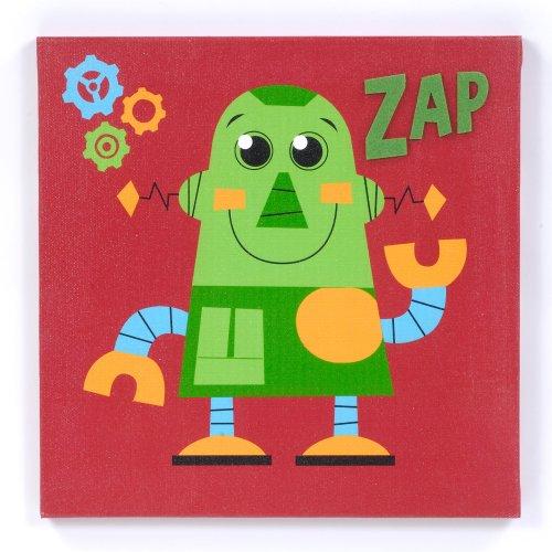 Munch Canvas, Zap