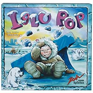 Igloo Pop Board Game