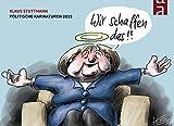 Wir schaffen das! - Politische Karikaturen 2015
