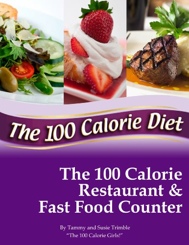 The 100 Calorie Restaurant And Fast Food Counter