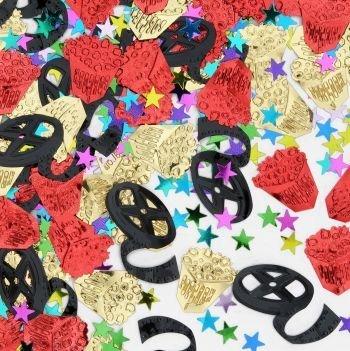 Beistle CN076 Movie Night Confetti