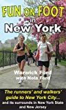 img - for Fun on Foot in New York book / textbook / text book