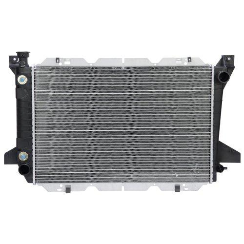 Spectra Premium CU1451 Complete Radiator for Ford (94 Ford Bronco Radiator compare prices)