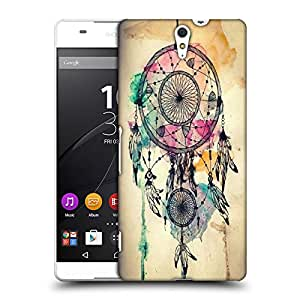Snoogg Dream catcher colourful Designer Protective Back Case Cover For Sony Xperia C5 Ultra
