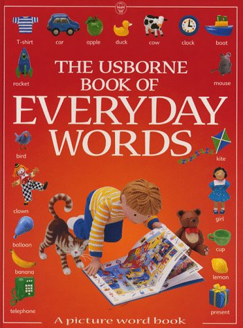 Children's Books - Reviews - The Usborne Book of Everyday