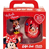 Disney Minnie Mouse Figur Surprise Eggs Candy Gift Box Birthday Party Supply