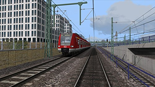 Train Simulator 2014 - DB BR423 EMU Add-On Steam Code screenshot