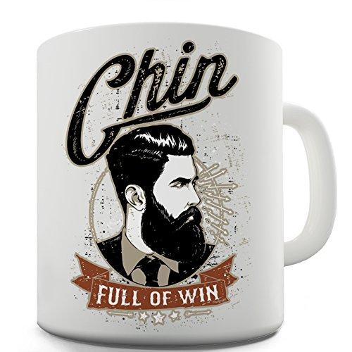 Win Chin Beard Tea Coffee Gift Mug
