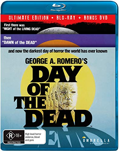 Blu-ray : Day Of The Dead: Ultimate Edition (br + Pal Dvd) (With DVD, Australia - Import, Pal Region 0)