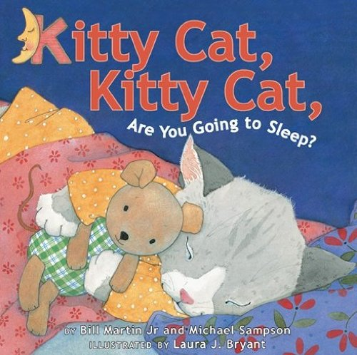 Kindle Kids Deal For Tuesday, May 21 – The Perfect Bedtime Story! Kitty Cat, Kitty Cat, Are You Going To Sleep? by Bill Martin is $1.99 For a Limited Time